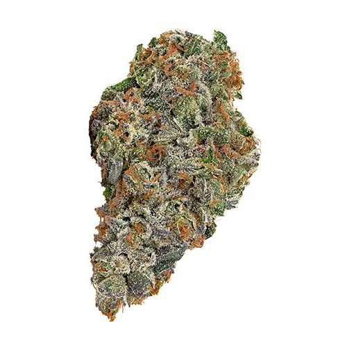 Indica-Dominant KEATS (WHITE WALKER KUSH) by Broken Coast Cannabis THC 14-24% CBD 0-1.99%