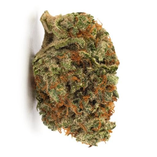 Indica-Dominant SUNSET (SOUR KUSH/HEADBAND) by LBS THC 18-28% CBD 0-0.07%