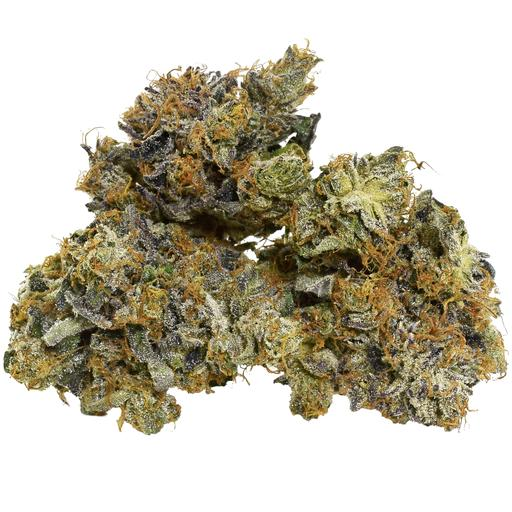 Indica-Dominant SAVARY (PINK KUSH) by Broken Coast Cannabis THC 14-24% CBD 0-1%
