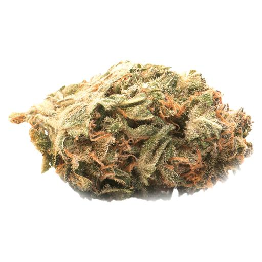 Indica-Dominant MKLTR (MK ULTRA) by Re-Up THC 12-16% CBD 0-0.1%