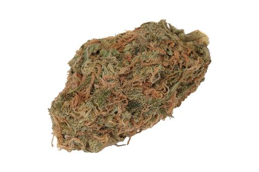 Indica-Dominant NO. 424 PACIFIC SUNSET (L.A. CONFIDENTIAL) by Haven St. THC 16-20.5% CBD 0-3%