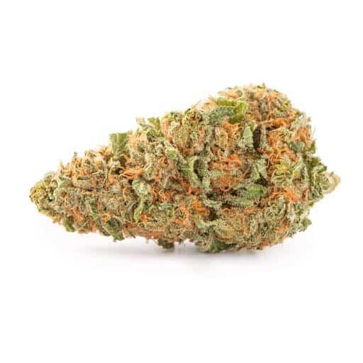 Indica-Dominant CALM STRAWBERRY TWIST (STRAWBERRY BANANA) by Sundial THC 14.5-19% CBD 0-1%