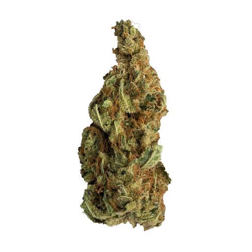 Sativa-Dominant DELAHAZE by Benchmark Botanics Cannabis THC 17.1-22% CBD 0.01-0.1%