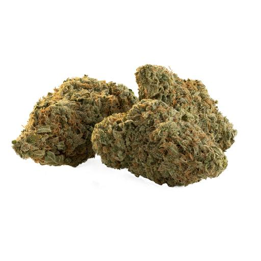 Indica-Dominant FLICKER (INDICA BLEND ) by Trailblazer THC 15-18% CBD 0-0.15%
