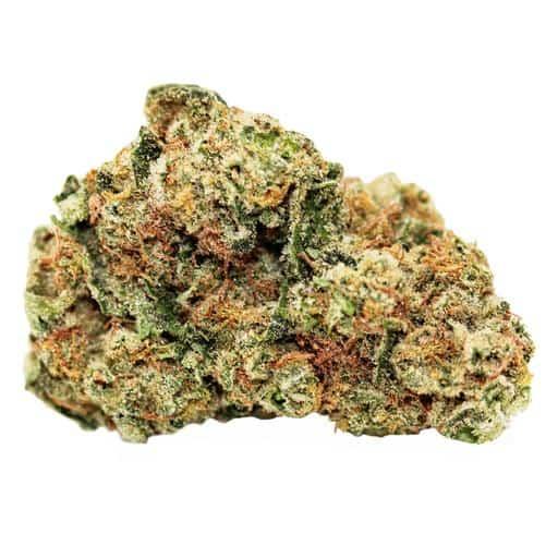 Sativa-Dominant BLUE DREAM by Spinach THC 18-23% CBD 0-1%