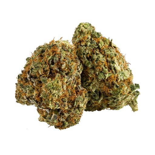 Indica-Dominant NIGHTSHIFT (AFGHAN OG) by Kingsway THC 15-20% CBD 0-1%