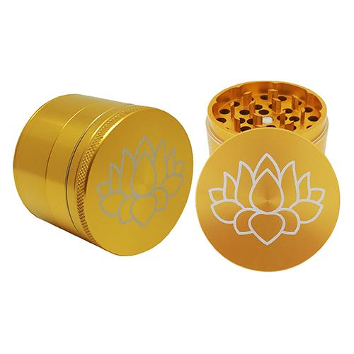 4-PIECE GRINDER by Accoutrements