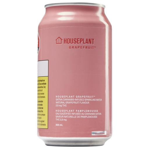 GRAPEFRUIT SPARKLING WATER by HOUSEPLANT