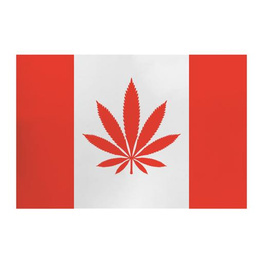 "MY DAB MAT CANADA LEAF 11"" X 8.5"" 1.5MM by MyDabMat"