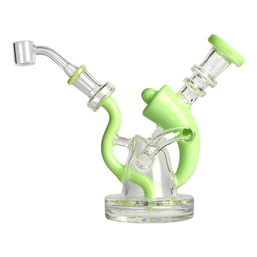 OPAL GREEN EQUALIZER CONCENTRATE RIG by Red Eye Glass