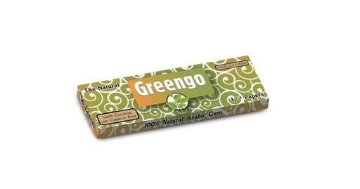 UNBLEACHED 1 1/4-SIZE ROLLING PAPER by Greengo