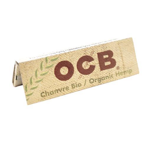 OCB ORGANIC HEMP 1 1/4 ROLLING PAPER by OCB