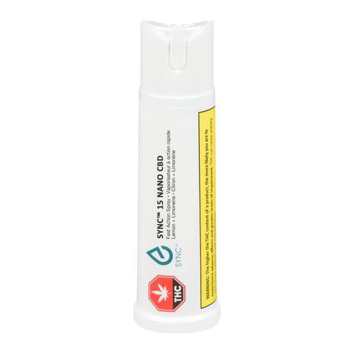 Buy SYNC 15 NANO CBD SPRAY Online