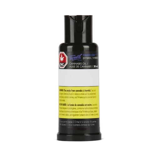 Buy 20ml CBD OIL by Tweed