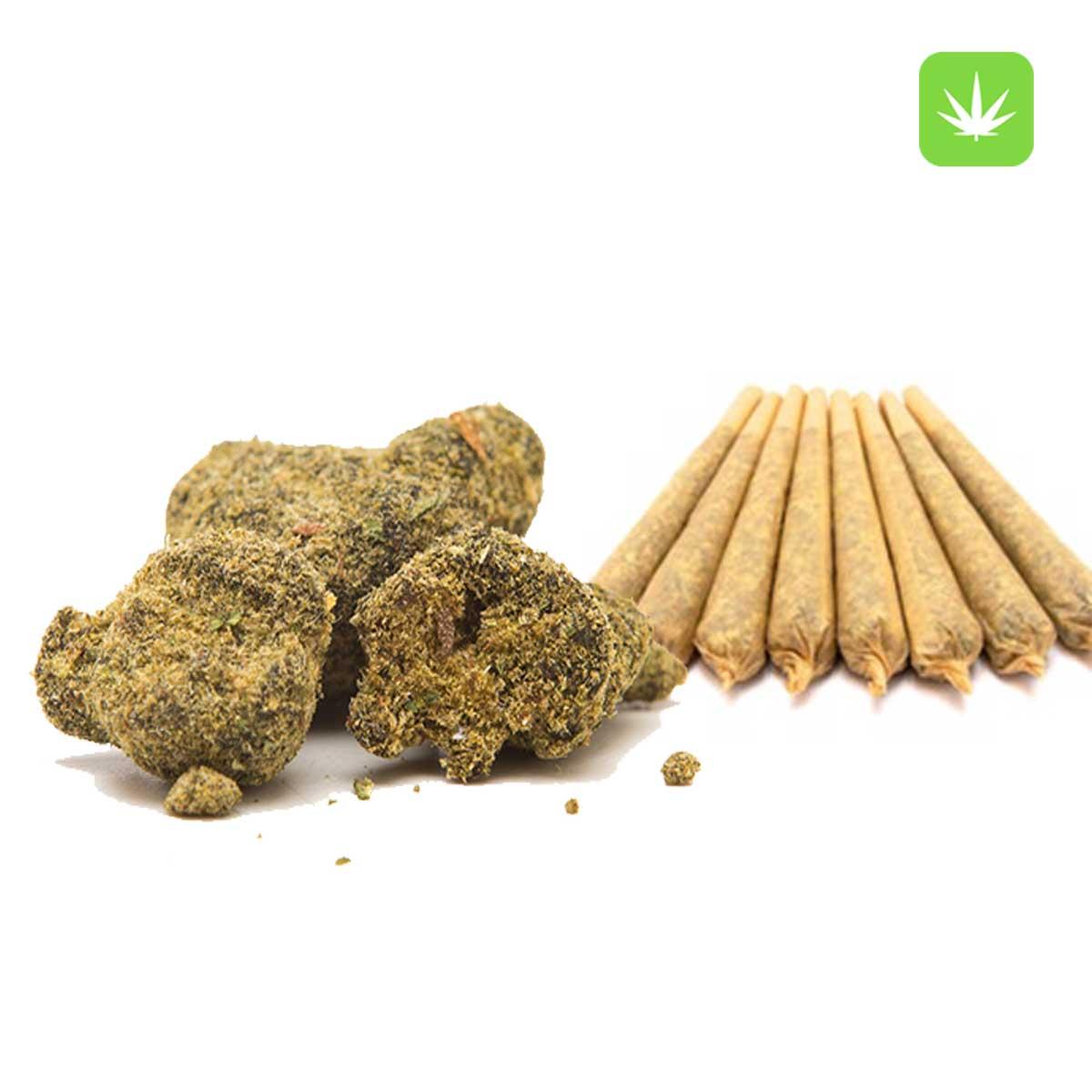 MOON ROCK PRE ROLLED BLUNT Cannabis Avenue