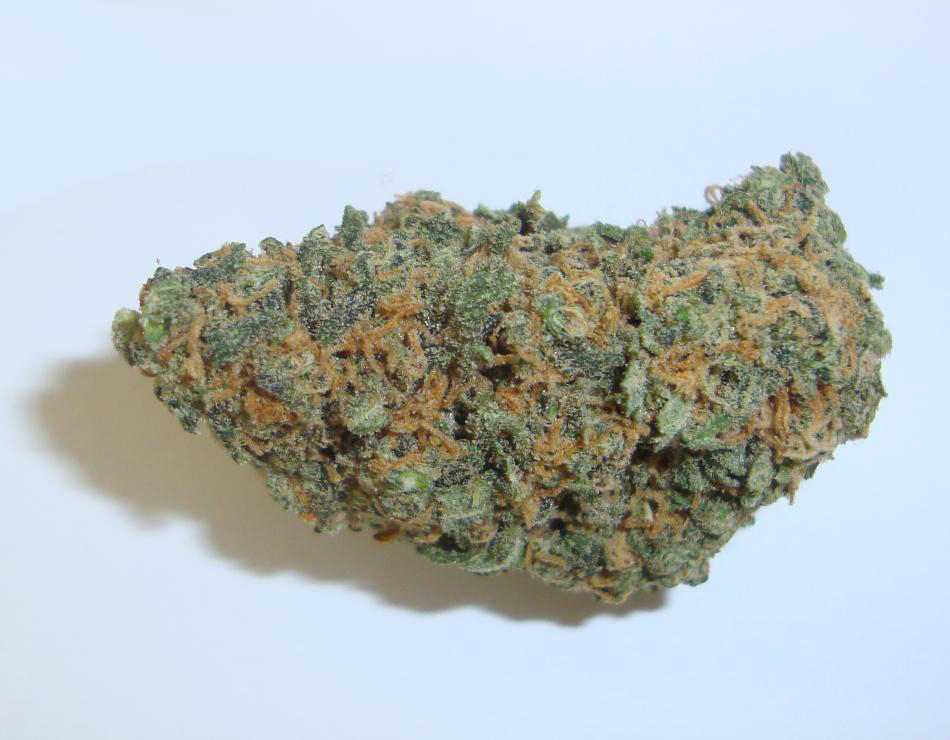 Strawberry Cough 1