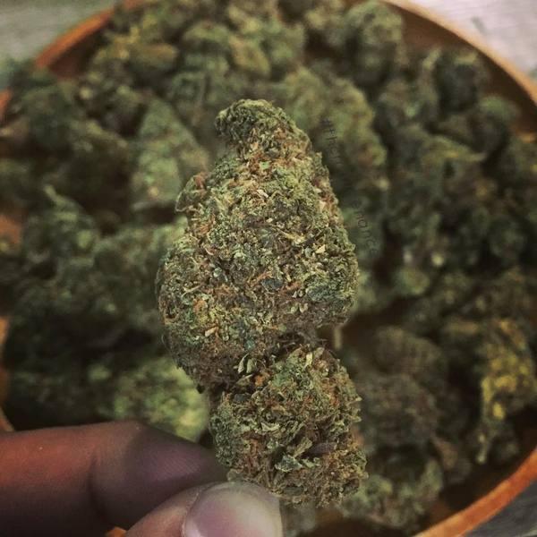 alienog cannabis nugg grande