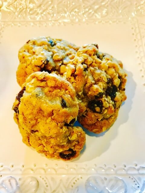 oatmeal raisin cookies 50mg-thc